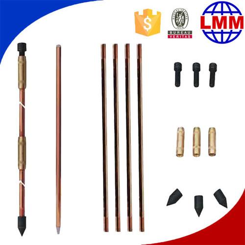 Copper Bonded Steel Copper Bond Epoxy Lowes Earth Rod