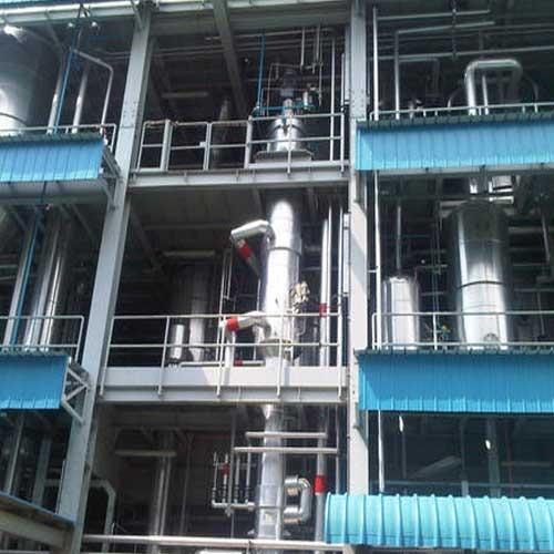 Glycerine Distillation Plant