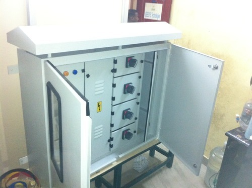LT Electrical Power Panel