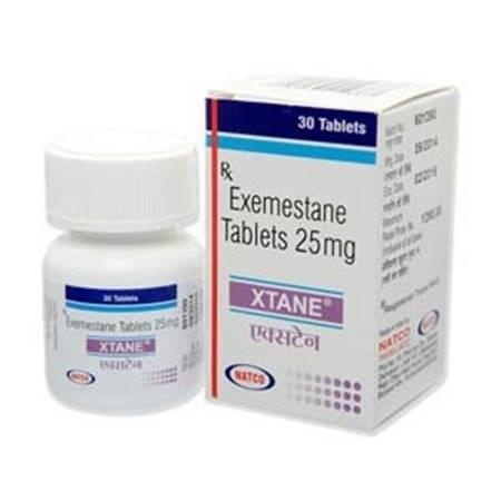 Xtane Exemestane Tablets 25mg