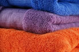 Absorbent Bath Towels