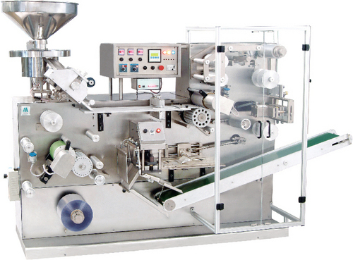Industrial Blister Packing Machine in  Wagle Indl. Est.-Thane (W)