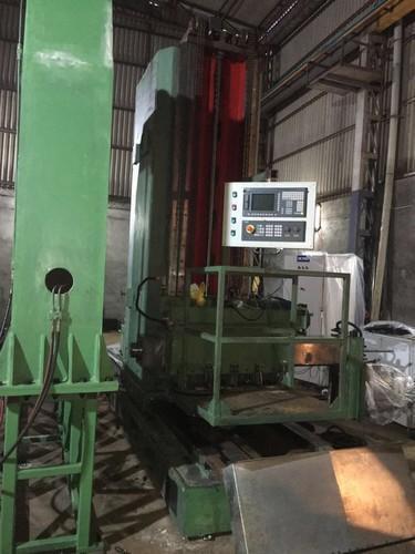 CNC Ram Type Milling Machine - BROADWAY FOUNDRY