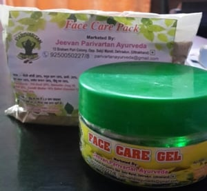 Herbal Face Care Pack