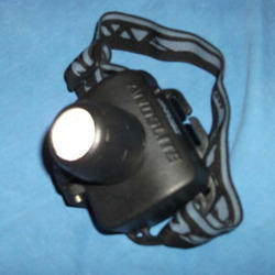 Portable LED Battery Headlight