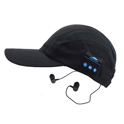 Bluetooth Cap With Earphones