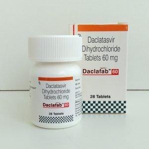 Daclafab Daclatasvir Dihydrochloride Tablets