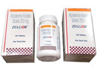 Zelgor Abiraterone Acetate Tablets