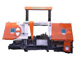 1800x1400 Semi Automatic Band Saw Machine