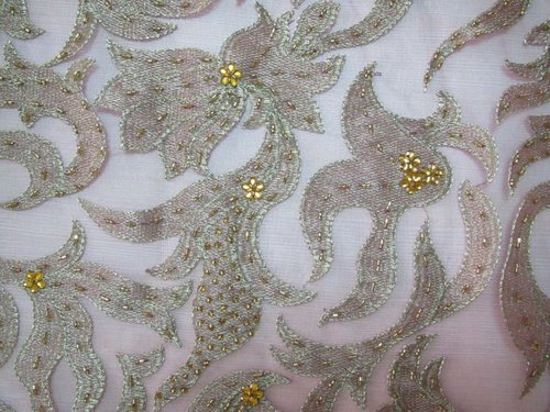 Net Embroidery Fabrics