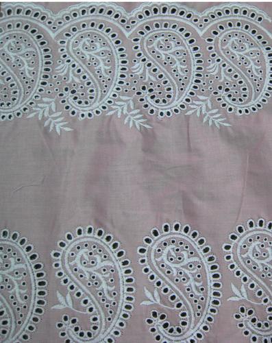 Premium Grade Cotton Embroidery Fabric