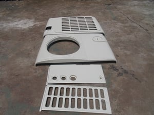 Vacuum Formed ABS Air Conditioner Cover