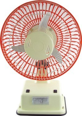 Ac /Dc Rechargeable Fan W