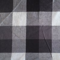 Brushed Cotton Dyed Flannel for Shirt