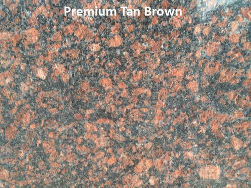 Premium Tan Brown Granite Slab