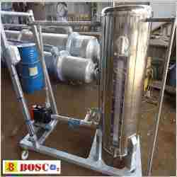 Recirculation Tank Pump