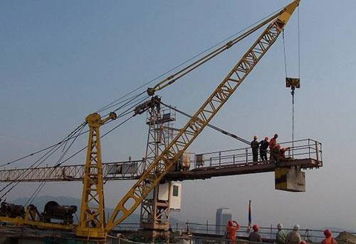 Tower Crane Erection Services in  Indirapuram