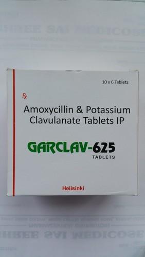 Garclav-625 Tablets