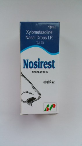 Nose Drops Nasal