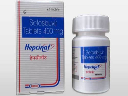 Hepcinat Sofosbuvir Tablets in  Darya Ganj