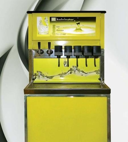 Smart Soda Shop Mobile Vending Machine