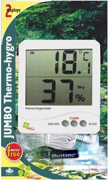 Digital Thermo Hygrometer Jumbo Display In Mumbai