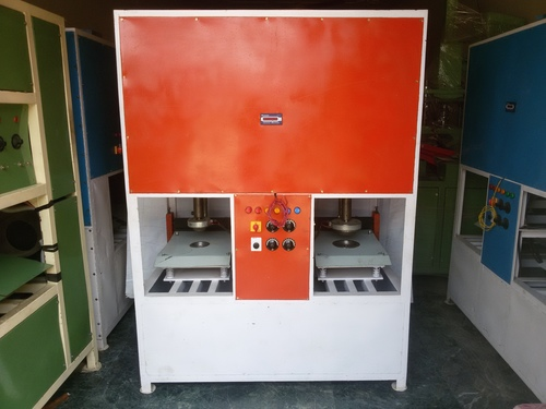 Paper Dona Plate Making Machine Model 2017
