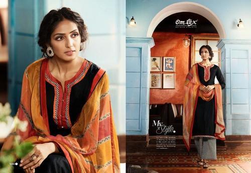 Omtex Linen Salwar Suit