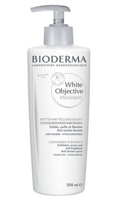 Bioderma White Objective Moussant Exfoliating Foaming Cream
