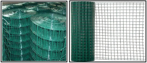PVC Coated Welded Mesh at Best Price in Doha, Doha | Atlas