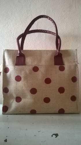 23486a326f Ladies Jute Handbag - SRI MODERN MAHILA JUTE BAGS MANUFACTURING ...