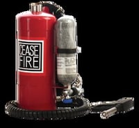 Compressed Air Foam System Fire Extinguisher