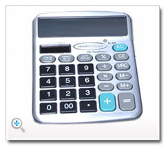Digit Dual Power Calculator