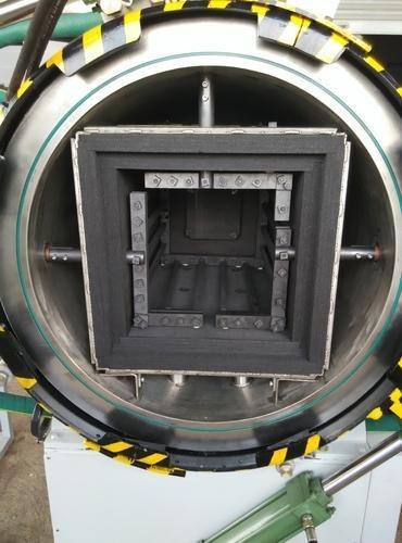 Vacuum Annealing and Hardening Furnace