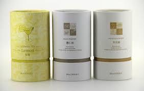 Designer Packaging Paper Tubes