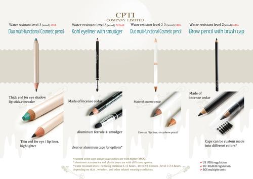 Eyebrow And Eyeshadow Pen