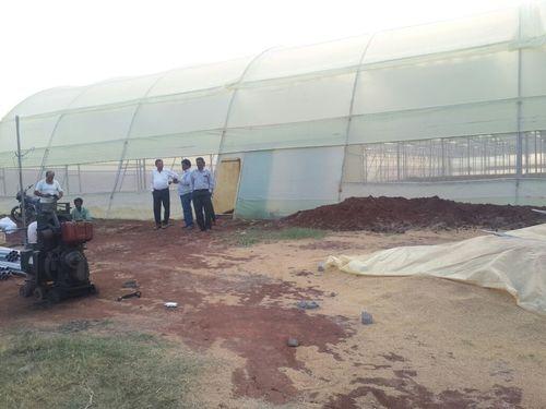 Green House Shade Net in  M.P. Nagar