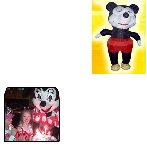 Mickey Mouse Costumes For Kids Parties
