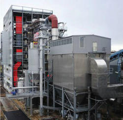 Bio Waste Fire Plant