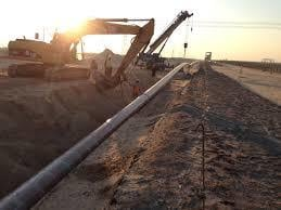 Commercial Pipeline Laying Services