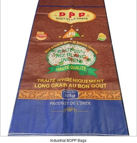 BOPP Rice Bag in  Siraspur