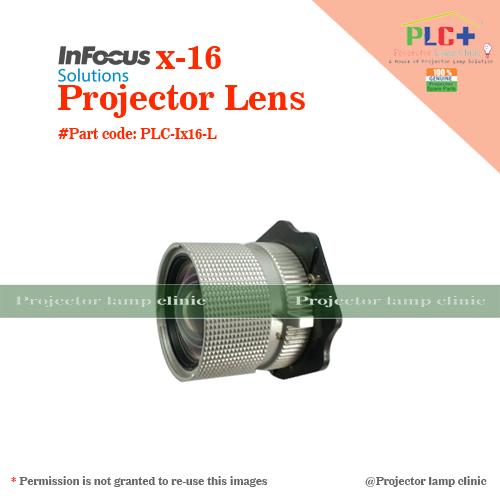 Infocus X-16 Projector Lens in  Laxmi Nagar