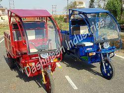 Eco Friendly Passenger Rickshaw