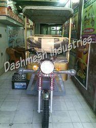 Environmentally Friendly Rickshaw