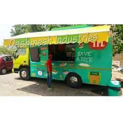 Fast Food Caravan