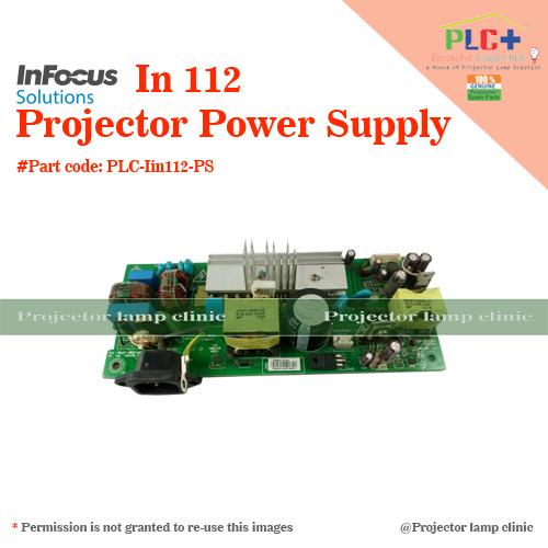 Infocus IN 112 Projector Power Supply in  Laxmi Nagar