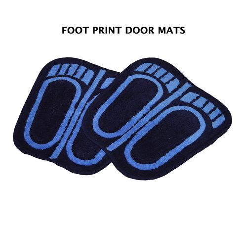 Jalandar Foot Print Door Mat in  Porur