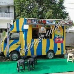 Mobile Food Caravan