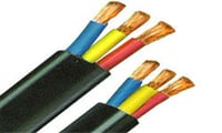 Multi Core Flexible Copper Cables