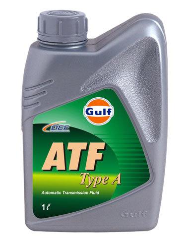Gulf Atf Type A Automatic Transmission Fluid